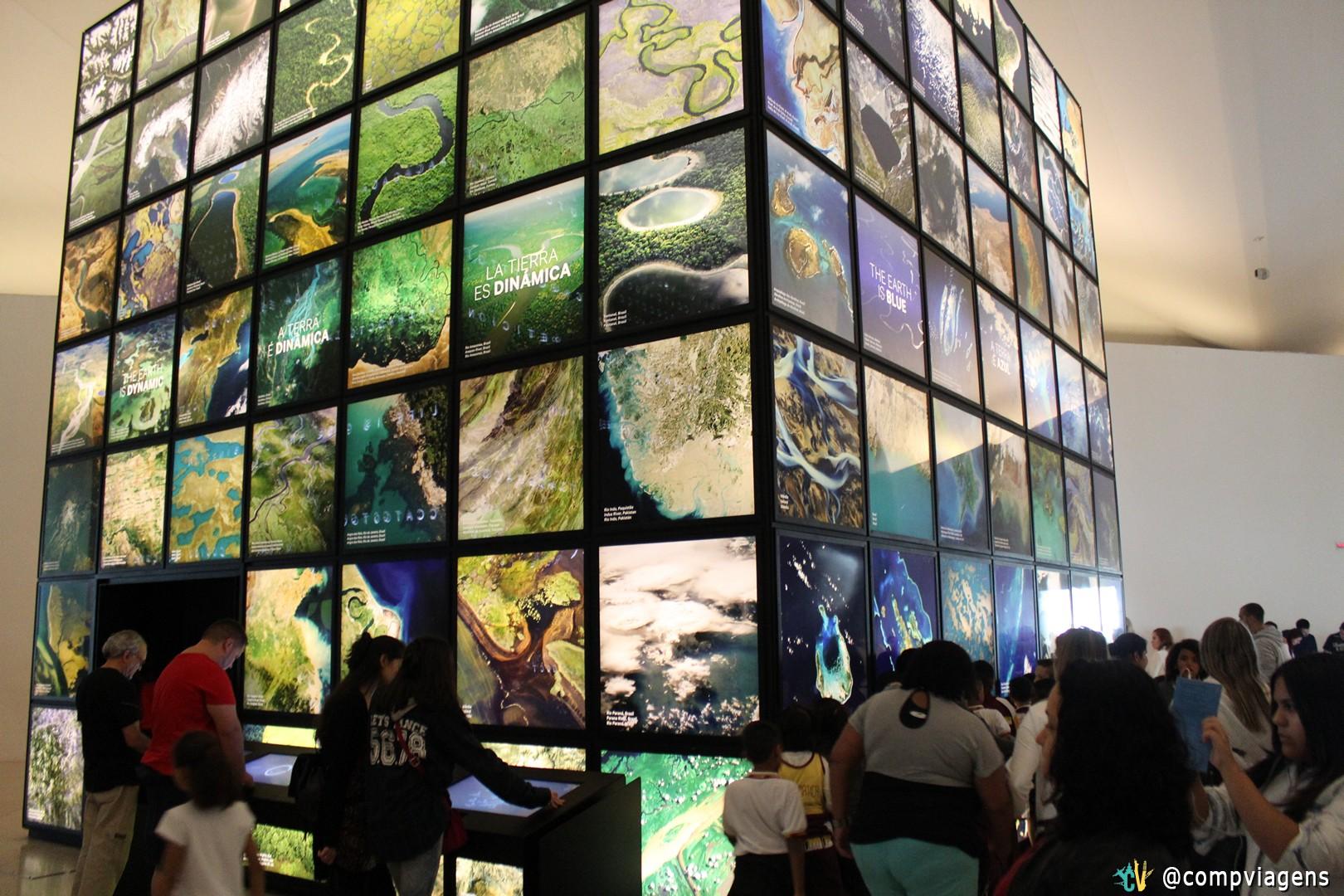 Exposição Principal - Terra