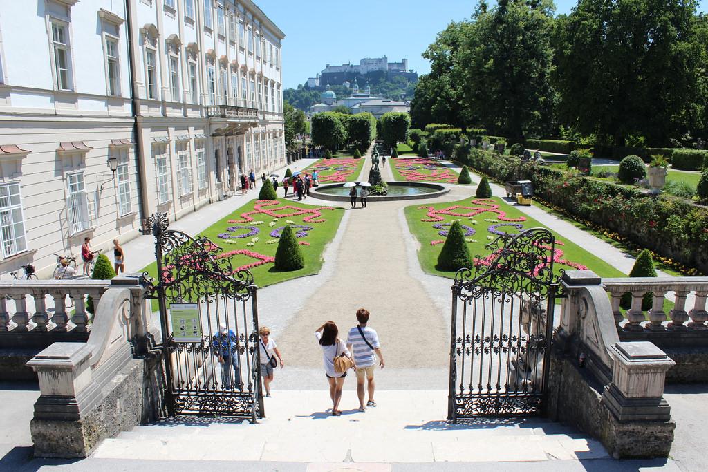 Mirabelgarten