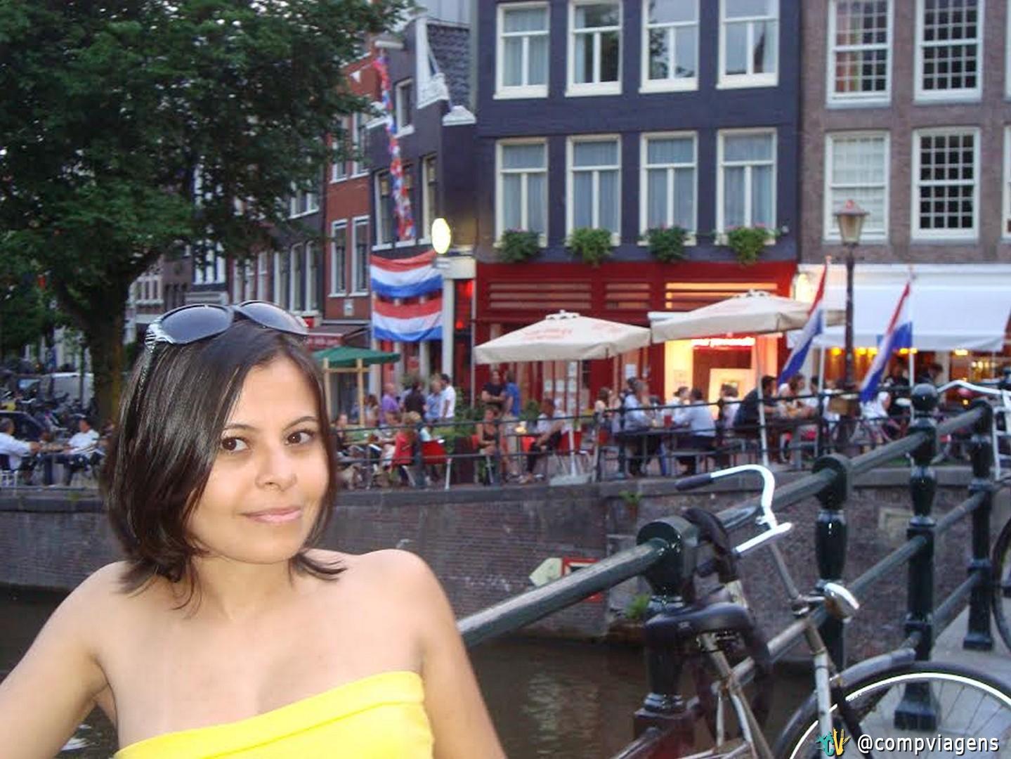 Mara em Amsterdã