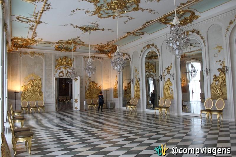 Salão do Palácio das Novas Câmaras