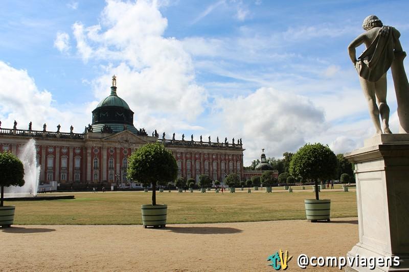 Novo Palácio de Sanssouci