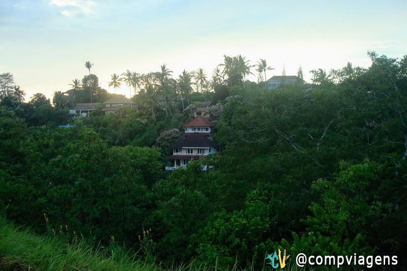 A cidade da floresta, Ubud