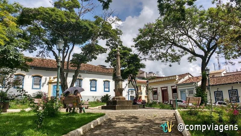 Pelourinho, em São João del Rei