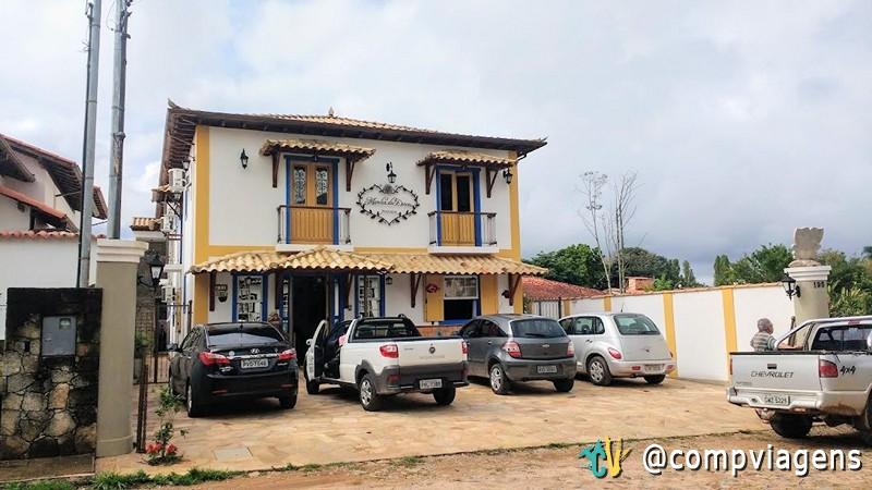 Pousada Marília de Dirceu, em Tiradentes