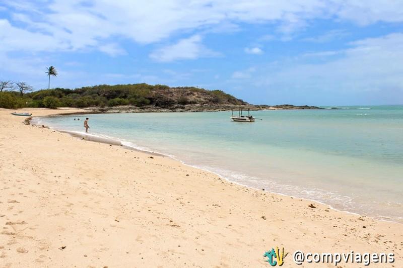 Ilha de Santo Aleixo, em Tamandaré