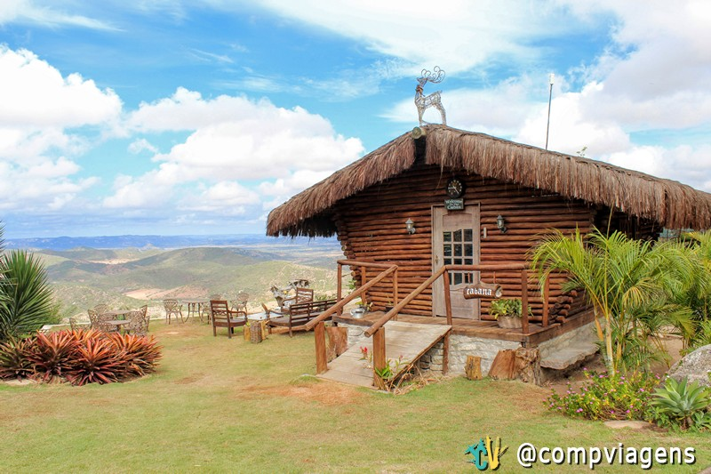 Cabana da pousada