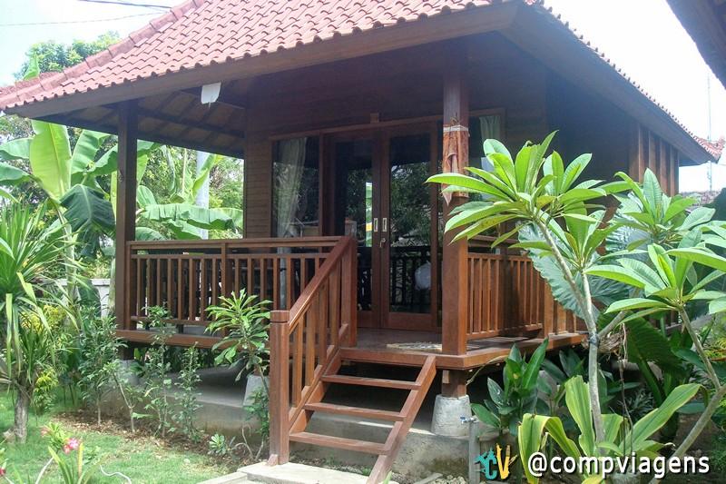 Karang Mas Villa,bonitos bangalôs para duas pessoas