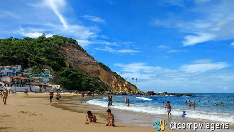 Primeira Praia, Morro de São Paulo