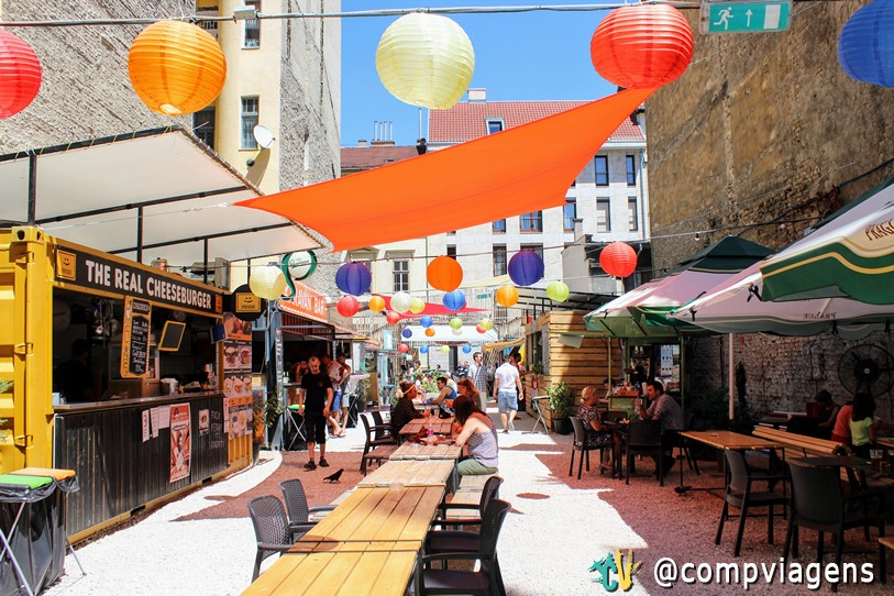 Karavan Street Food e Beer Garden