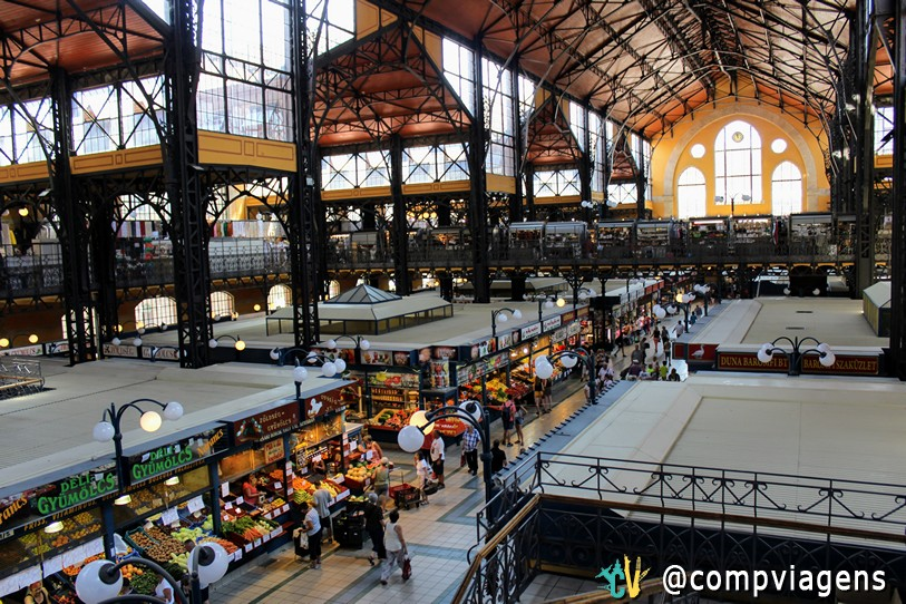 Mercado Central de Budapeste