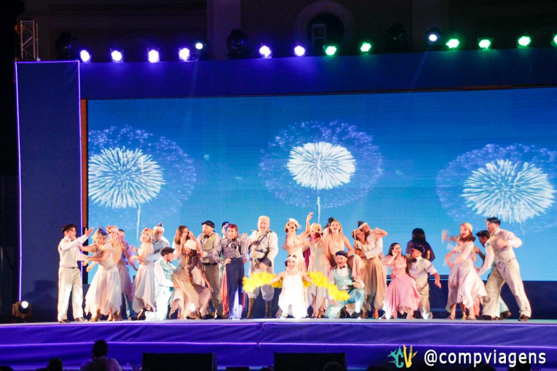 Espetáculo conta com 76 atores mossoroenses e envolve cerca de 150 pessoas na produção