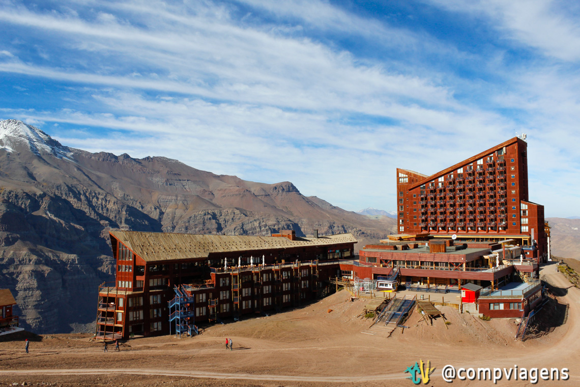 Resort Valle Nevado