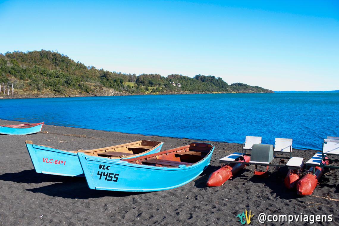 Playa Grande, Pucón