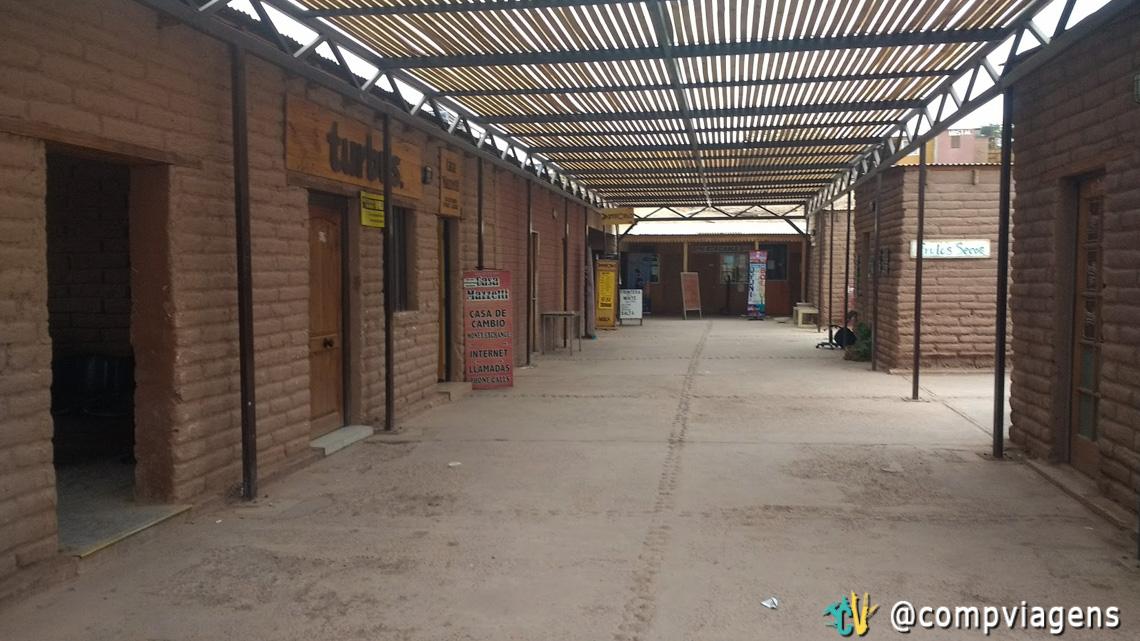Rodoviária San Pedro de Atacama