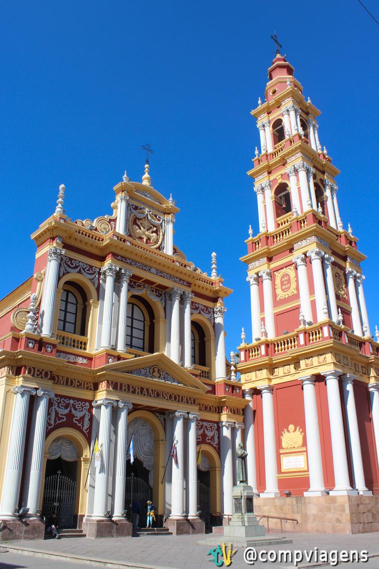 Igreja de São Francisco de Salta