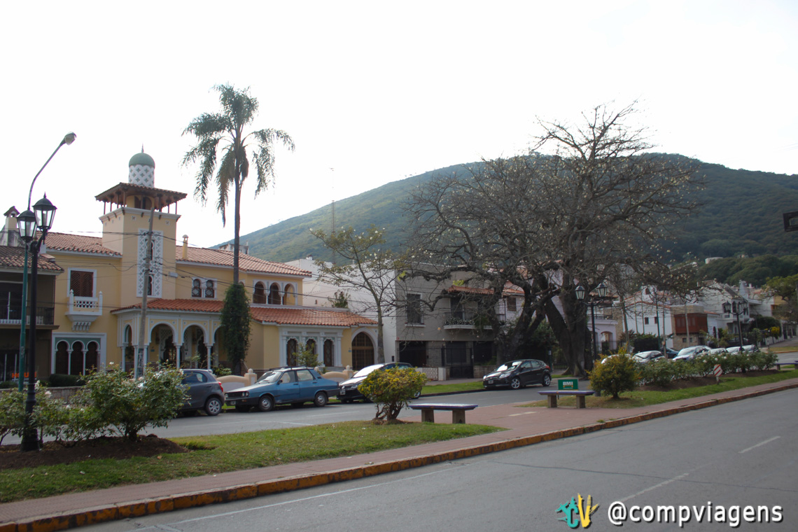 Avenida General Güemes