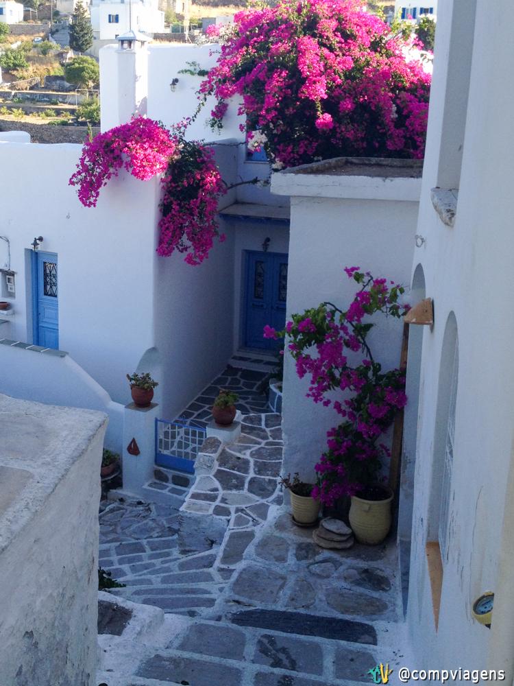 Lefkes, Paros