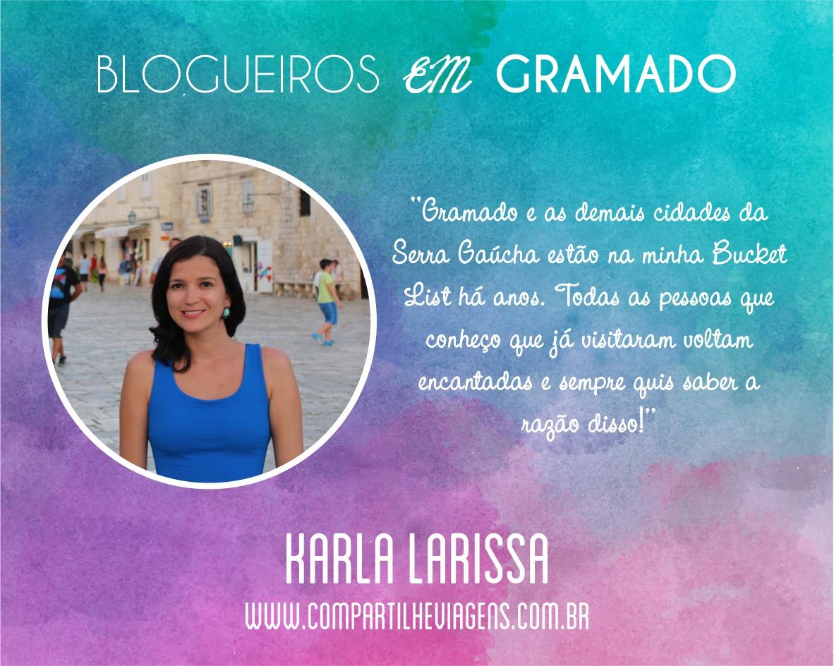 Blogueiros em Gramado