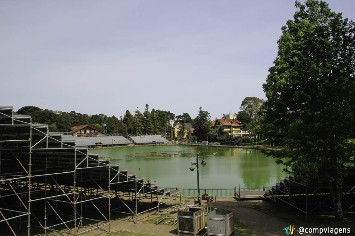 Lago Joquina Rita Bier, Gramado
