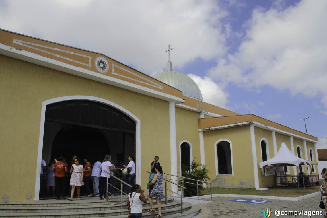 Santuário dos Mártires em Natal