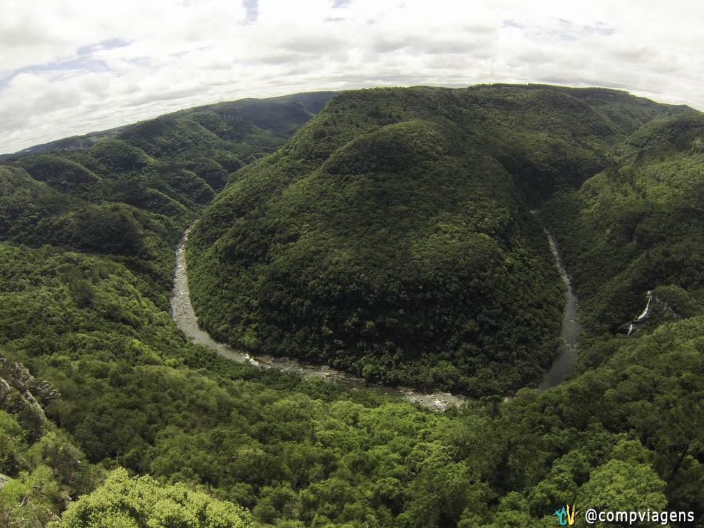 Vale da Ferradura, Canela