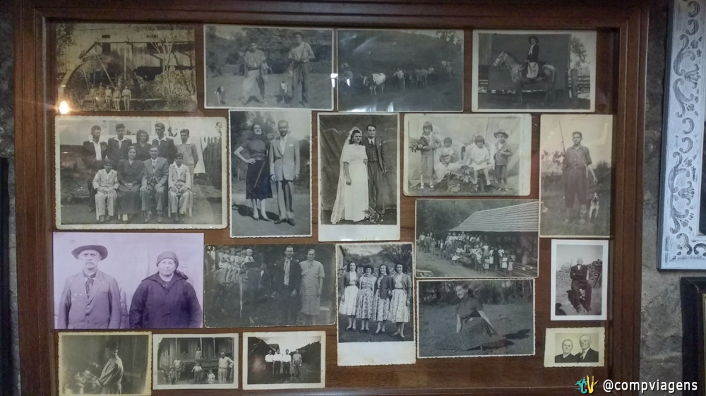 Fotos no Museu Rural Fiorezze