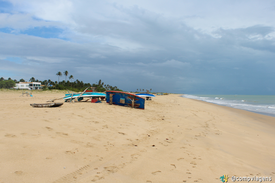 Boa parte das praias de São Miguel são quase desertas