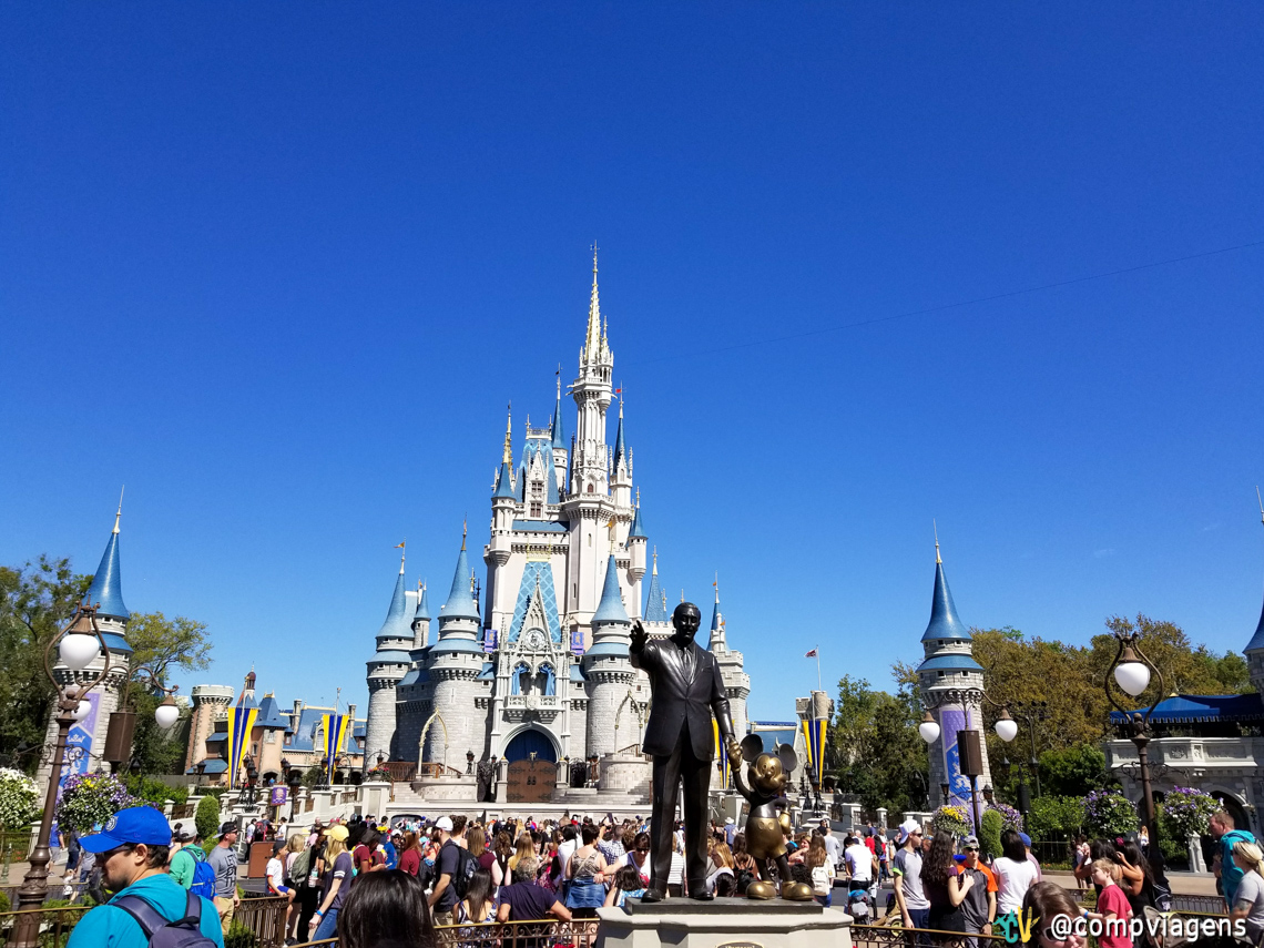 Castelo da Cinderela, Magic Kingdom